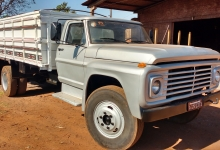 Ford F 600 ano 80