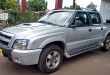 S-10 EXECUTIVE 4X4 ANO: 2010 DIESEL