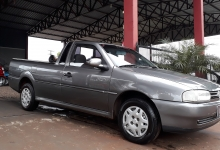 SAVEIRO CL 1.6 MI / ANO: 1999 - GASOLINA
