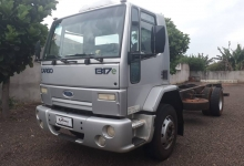 FORD CARGO 1317 E / ANO: 2007 - DIESEL
