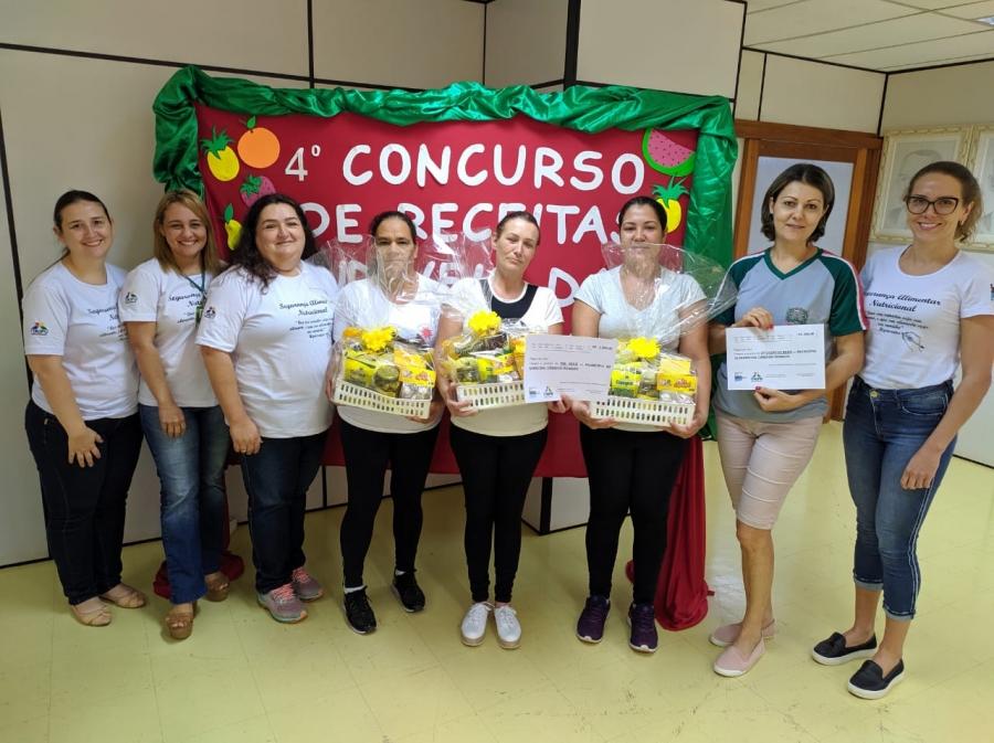 4º Concurso de Receitas Saudáveis é realizado em Marechal Rondon - Aquiagora.net