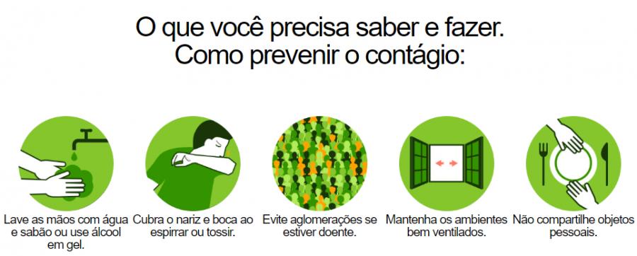 Secretaria de Saúde nova-santa-rosense orienta população sobre ...