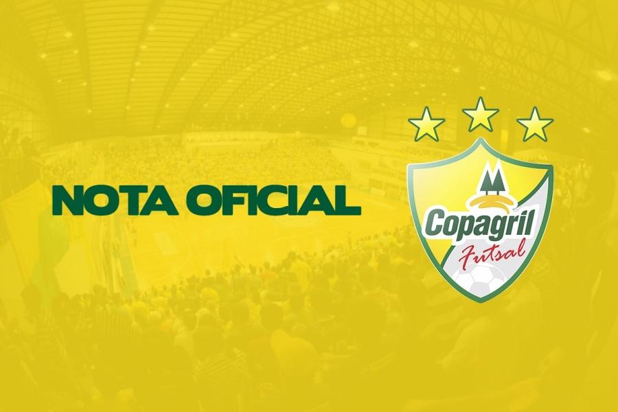 Copagril anuncia fim do futsal profissional em Marechal Rondon - Aquiagora.net